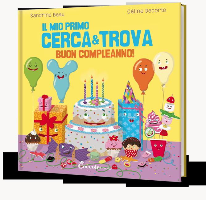 Il Mio Primo Cerca E Trova Buon Compleanno Coccole Books