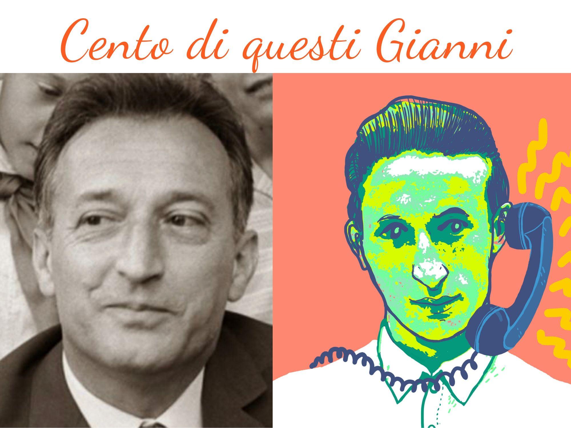100 anni Gianni Rodari